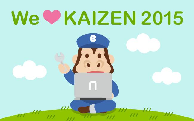 Backlog kaizen week 2015