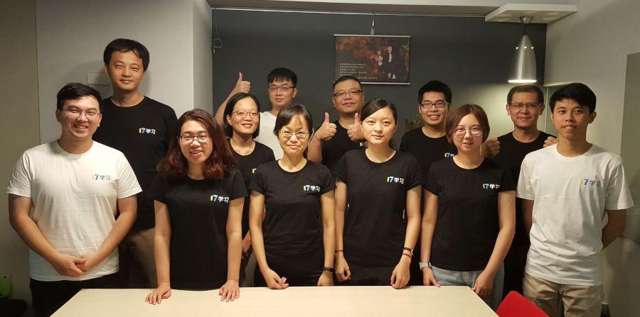 LucidiTV team photo
