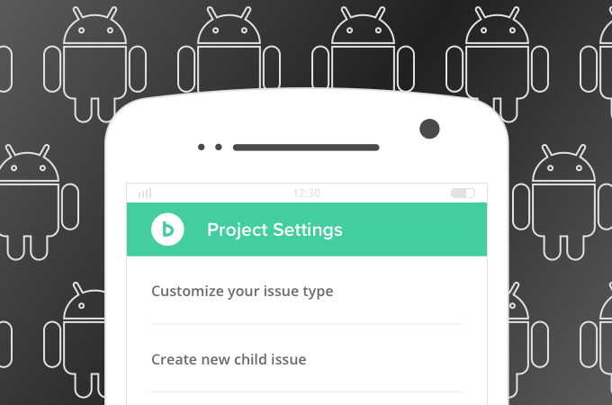 Take control of your Project Settings on Backlog for Android
