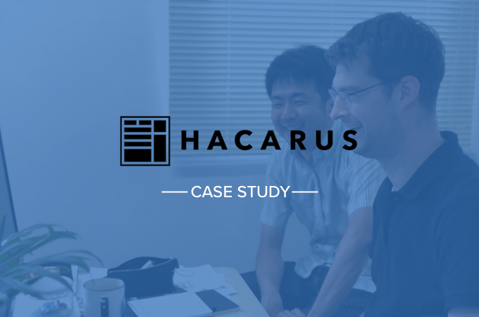 Case Study: Hacarus eliminates workflow bottleneck by 50%