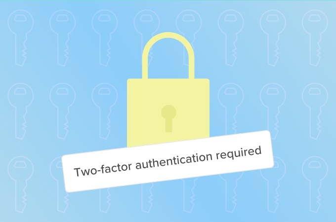 New option to require two-factor authentication for your space