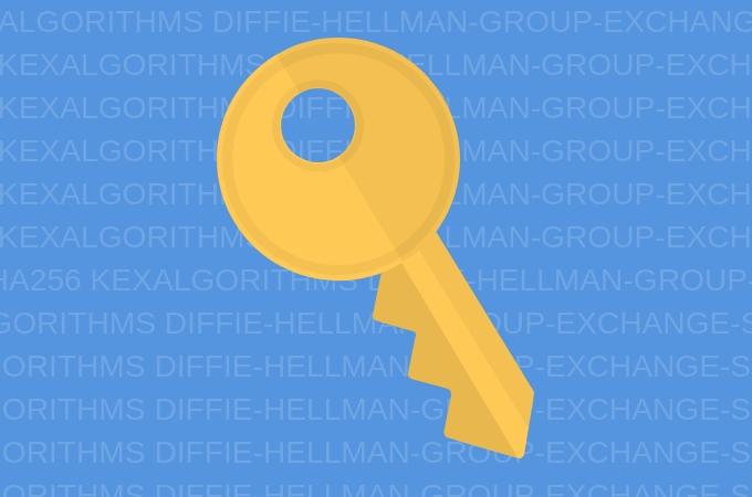 Backlog Git-SSH enables new public key and key exchange algorithms