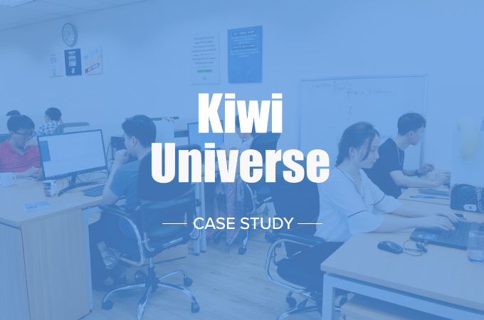 Kiwi Universe reduces project administration efforts by 25% with Backlog