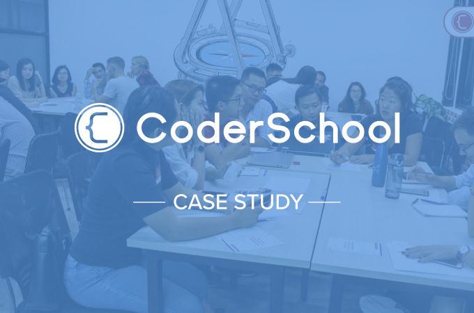 CoderSchool improves task-tracking by as much as 70%