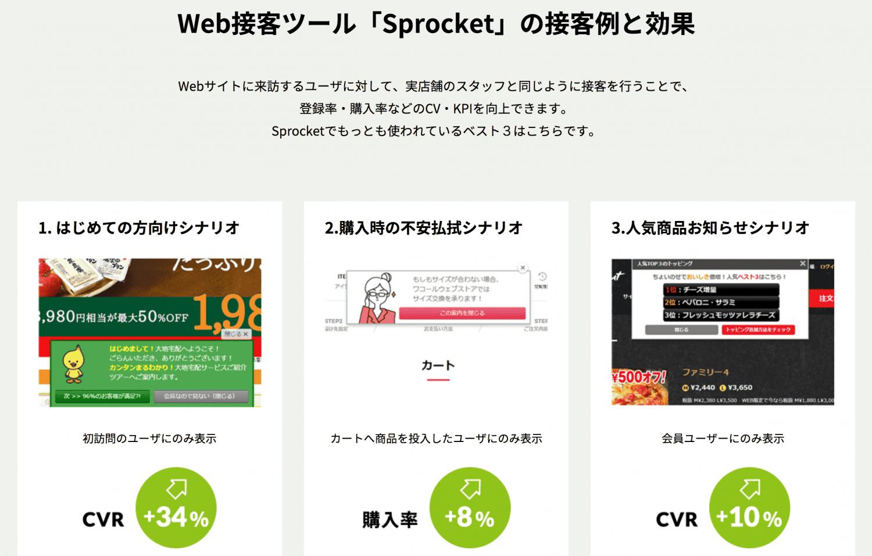 Sprocket-サービス紹介
