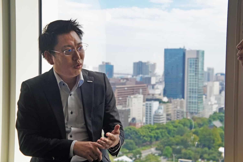 エボラブルアジア ITオフショア開発事業部 部長 矢野光児さん