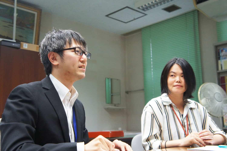 「2週間に1度の30分の定例ミーティングの際にBacklog上でタスクを完了し会議を効率化している」と語る横山さん