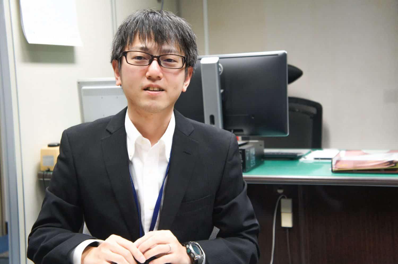 九州大学 情報統括本部 情報システム部 情報企画課 事務ICT支援グループ 横山大輔さん
