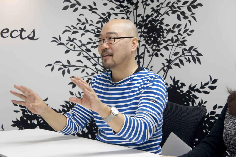 アライドアーキテクツ プロダクトカンパニー CDO(チーフデザインオフィサー)相原幸司さん