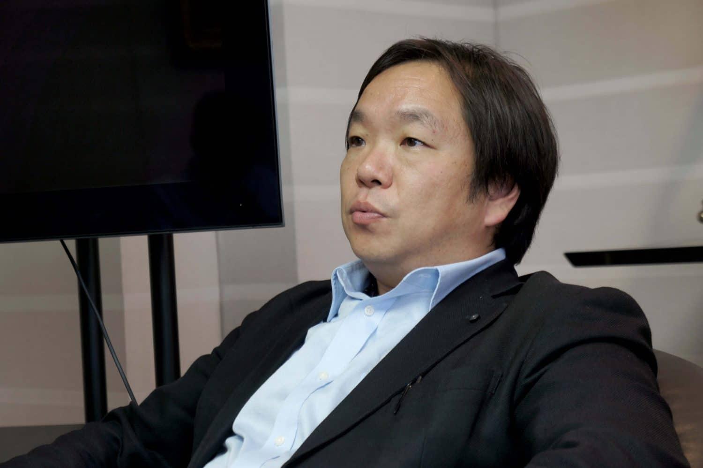 IMAGICA Lab. 開発営業部 映像マーケティンググループ課長 加藤欧一郎さん