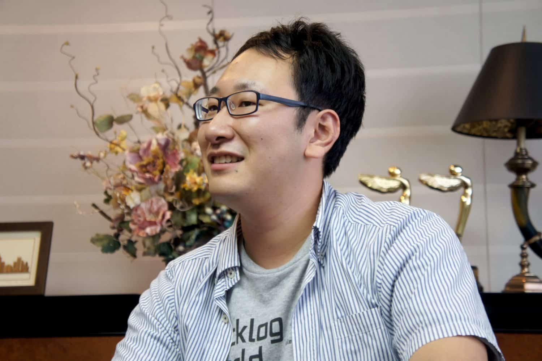 研究開発本部 技術開発室 蜂須賀大貴さん