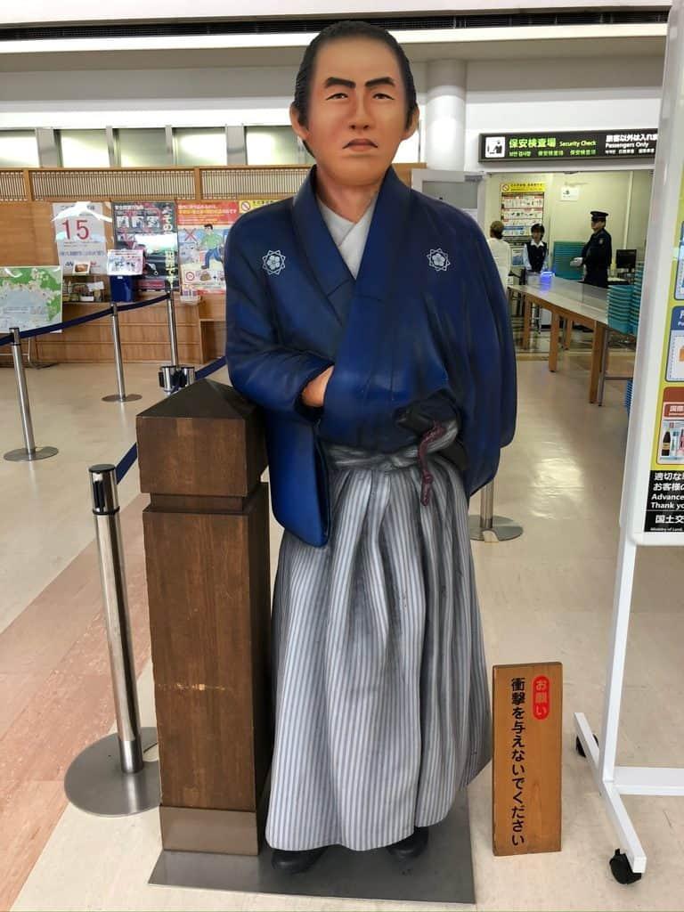 坂本龍馬さん