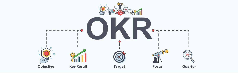 OKRの仕組と使うメリットとは?導入方法やMBO・KPIとの違いも解説