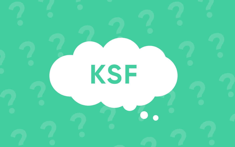 KSFとは?KGI・KPIとの違いや分析方法、設定例を紹介