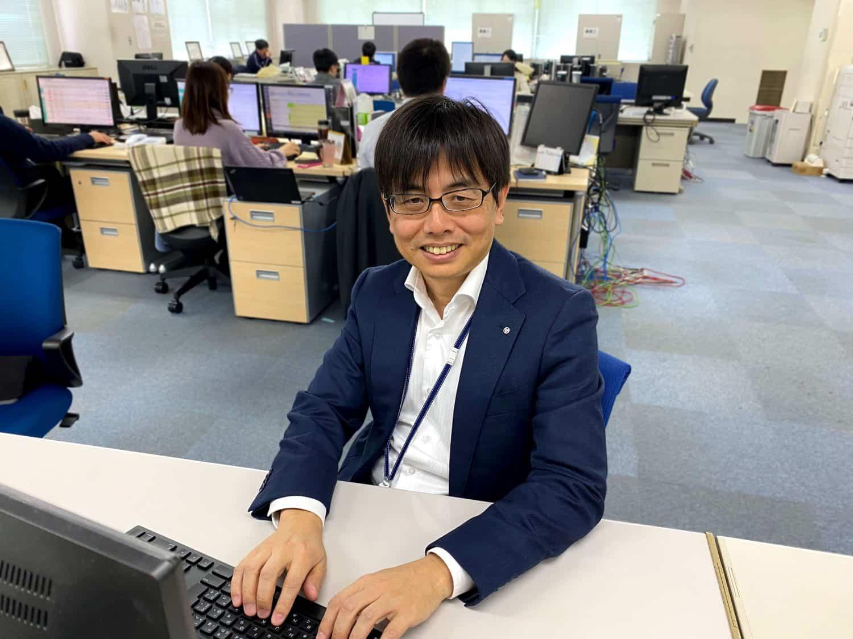 両備システムズ 技術開発センター エキスパート(次長)河内一弘さん