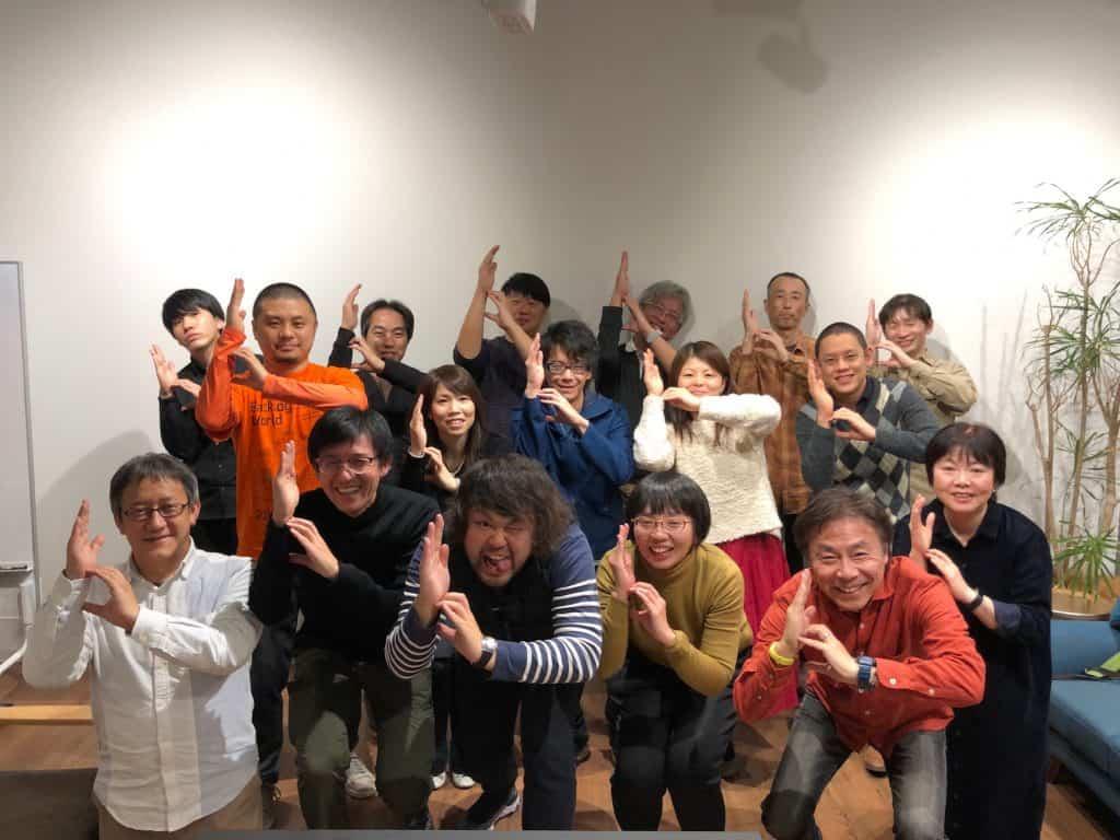 JBUG静岡集合写真