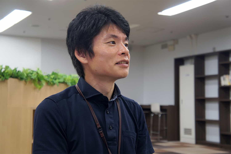 中小企業庁 デジタル・トランスフォーメーション室 林大輔さん