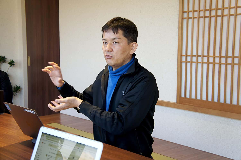 株式会社はてな サービス・システム開発本部プロデューサー 磯和太郎さん