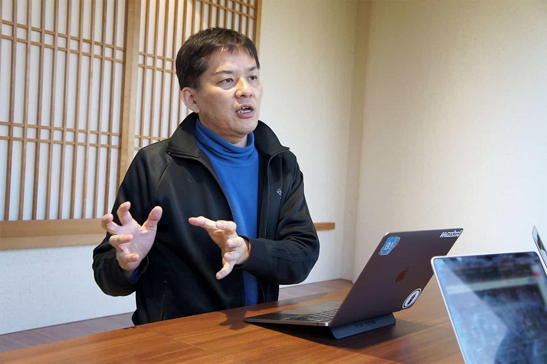 スプレッドシートやExcelでは、開発部や事業部の垣根を超えた共同管理には向いていなかったと話す磯和さん