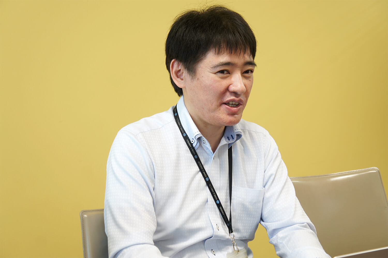 コニカミノルタジャパン マーケティングサービス事業統括部 デジタルマーケティング開発部 チームリーダー 竹中 修一さん